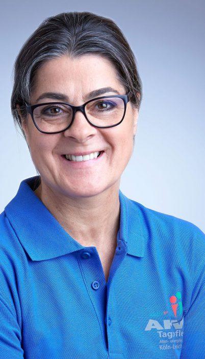 Schwester Andrea Dudenhöffer