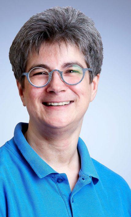 Schwester Stefanie Bischoff